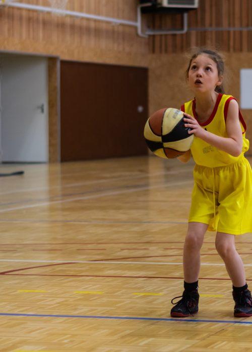 Etoile de Clisson Basket - 2018/2019 - 04/05/2019 - U9F - Etoile de Clisson Basket vs. BASKET CLUB SAINT PAUL REZE